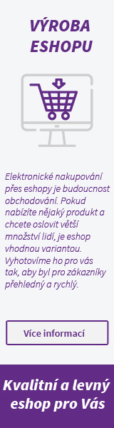 Výroba eshopu - Eshop na míru - Elektronický obchod - Online půjčka Vsetín, inzerce půjček Vsetín -