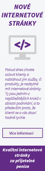 Výroba internetových stránek - Levné a kvalitní internetové stránky - Rychlá půjčka Nová Bystřice, nabídka půjček Nová Bystřice -