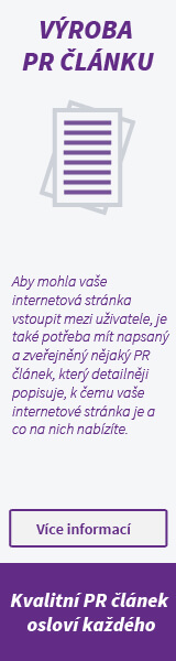 PR článek - Výroba PR článku - Zhotovení PR článku - Online půjčka Černošice, inzerce půjček Černošice -
