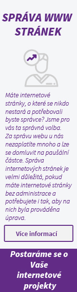 Správa webových portofólií - Správa internetových stránek - Online půjčka Tišnov, inzerce půjček Tišnov - Podnikatelská půjčka Prostějov