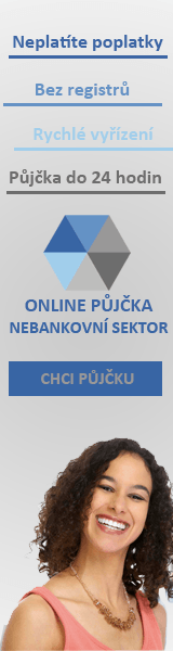 Online půjčka od přímého investora - Rychlá půjčka Soběslav, nabídka půjček Soběslav - Půjčka bez registru České Budějovice