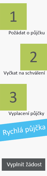 Rychlá online půjčka bez poplatků - Rychlá půjčka Náměšť nad Oslavou, nabídka půjček Náměšť nad Oslavou - Půjčka od soukromých investorů Děčín