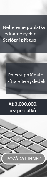 Rychlá půjčka bez poplatků - Online půjčka Chodov, inzerce půjček Chodov - Půjčka bez registru Příbram