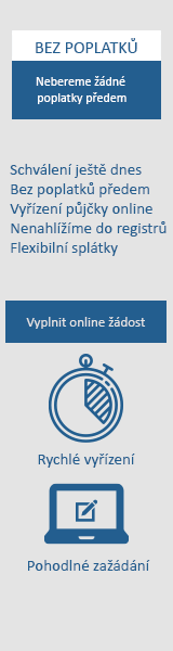 Nebankovní půjčka na OP - Online půjčka Sezimovo Ústí, inzerce půjček Sezimovo Ústí - Půjčka bez registru Domažlice