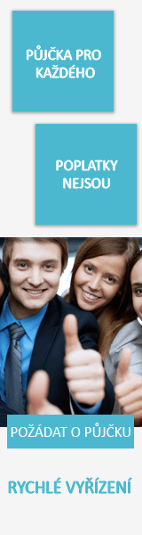 Online půjčka bez poplatků - Rychlá půjčka Sezimovo Ústí, nabídka půjček Sezimovo Ústí -