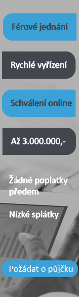 Rychlá nebankovní půjčka - Online půjčka Horní Planá, inzerce půjček Horní Planá - Hypotéka Přerov