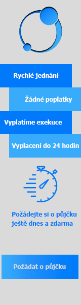 Rychlá nebankovní půjčka do 24 hodin - Online půjčka Bzenec, inzerce půjček Bzenec - Vyplacení exekuce Český Krumlov