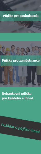 Rychlá nebankovní půjčka bez registru - Rychlá půjčka Chvaletice, nabídka půjček Chvaletice - Půjčka na mateřské dovolené Rakovník