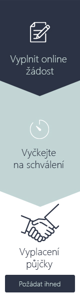 Půjčka bez poplatků pro každého - Online půjčka - vyplacení exekuce - Rychlá půjčka České Velenice, nabídka půjček České Velenice -