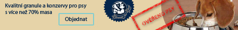Kvalitní krmivo pro psy - Granule pro psy - Konzervy pro psy - Rychlá půjčka Kopřivnice, nabídka půjček Kopřivnice - Půjčka na OP Frýdek-Místek