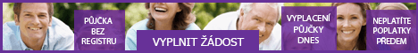 Nebankovní půjčka bez registru - Online půjčka České Velenice, inzerce půjček České Velenice - Hypotéka Nový Jičín