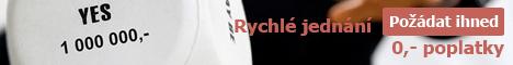 Nebankovní půjčka online - Rychlá půjčka České Velenice, nabídka půjček České Velenice - Půjčka od soukromých investorů Kutná Hora