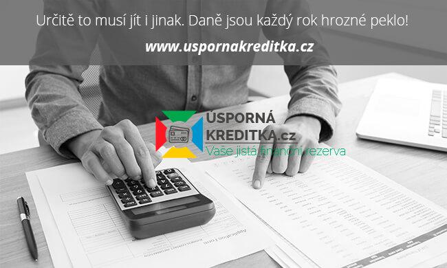 Úsporná kreditní karta s limitem až 300.000,- Kč - uspornakreditka.cz