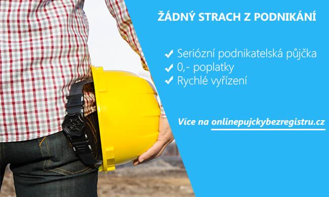 Podnikatelská půjčka zdarma - www.onlinepujckybezregistru.cz, rychlá půjčka pro podnikatele, sms zdarma do O0, Vodafone a T-Mobile esemes.cz